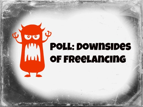 Poll: What are the worst bits of freelancing?