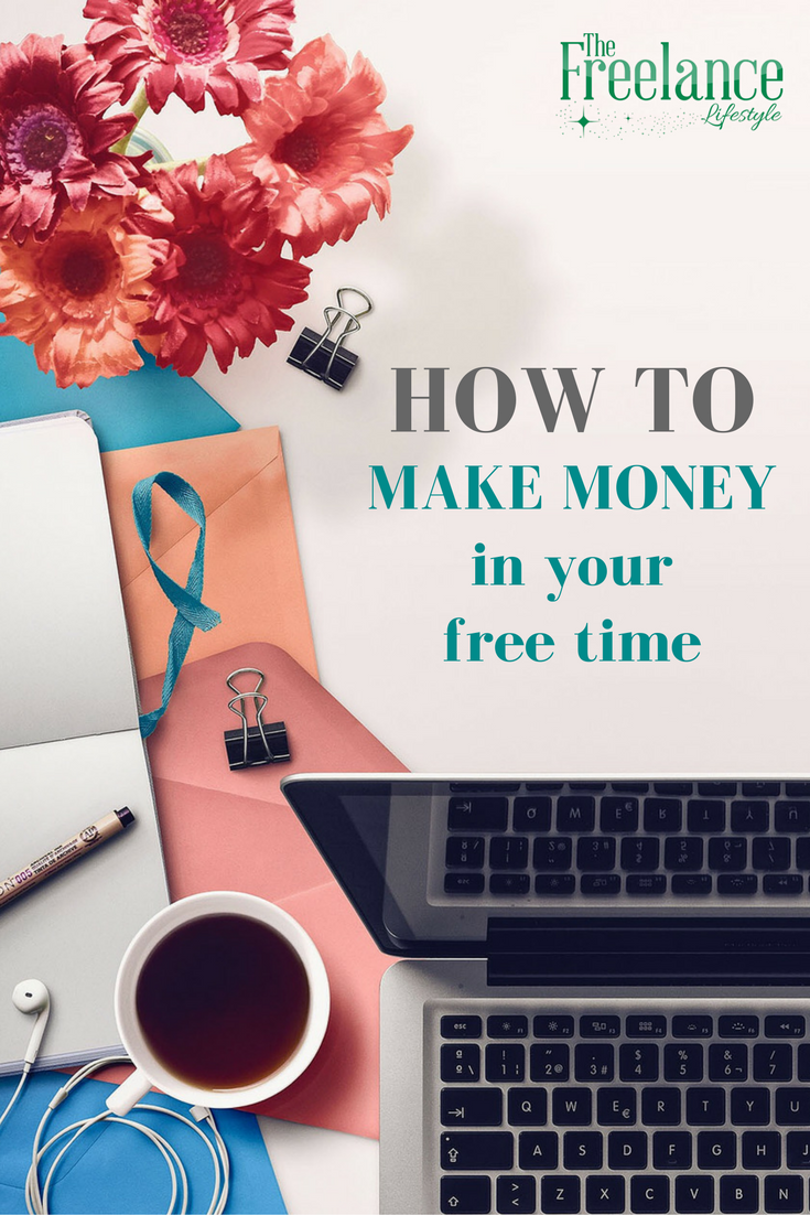 Five ways to make money part time: Make the most of your free time