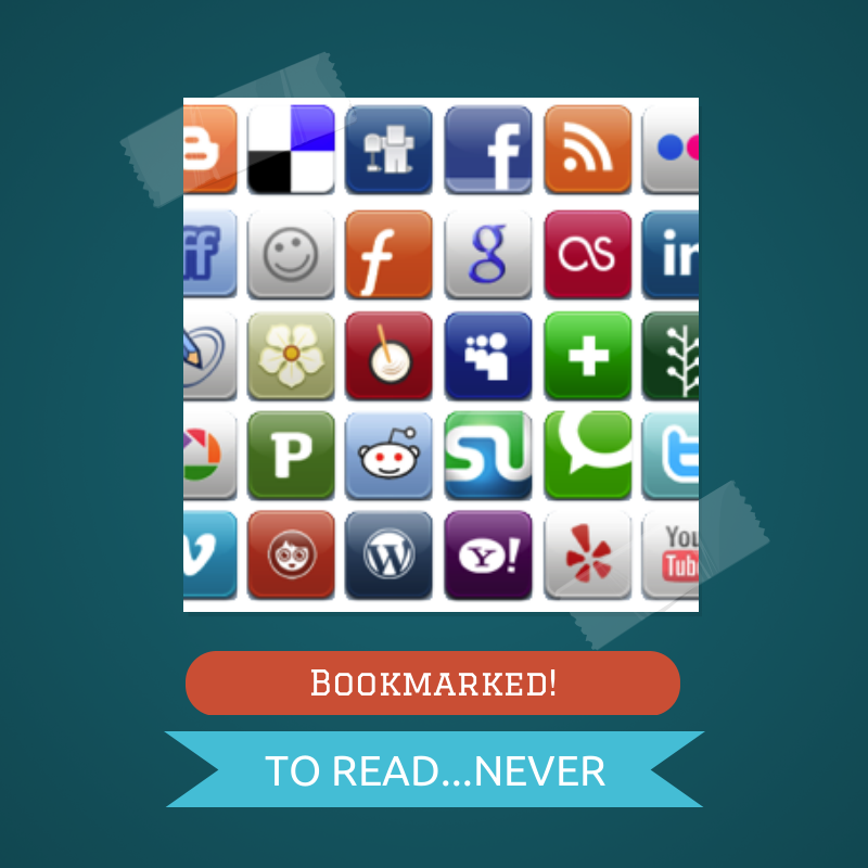 The problem with bookmarking to read later…