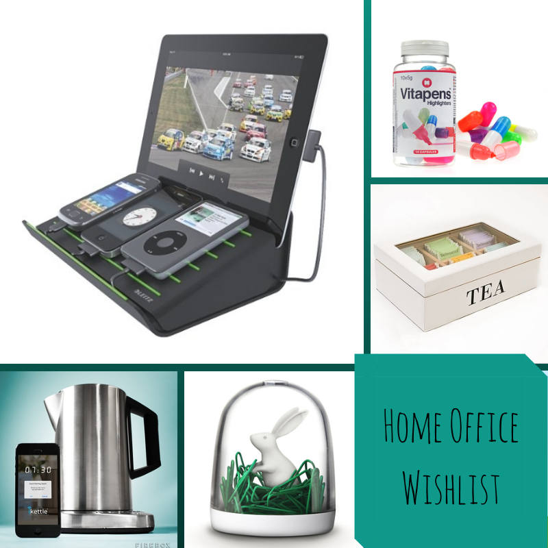 5 things on my working from home wishlist for May