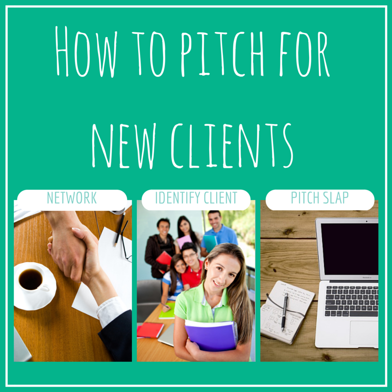 Announcing: How To Pitch For New Clients, the mini e-course