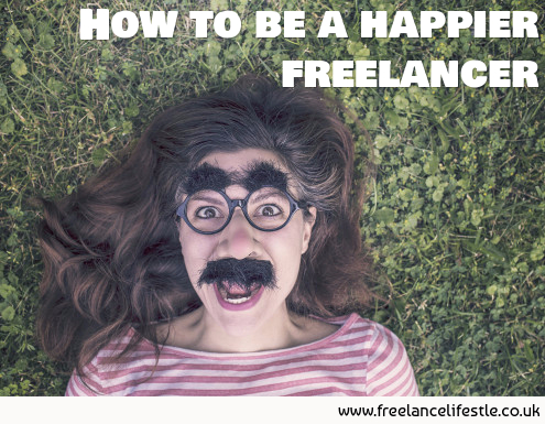How to be a happier freelancer