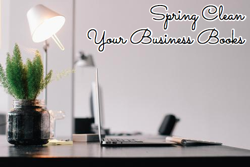 Guest post: Spring clean your business books