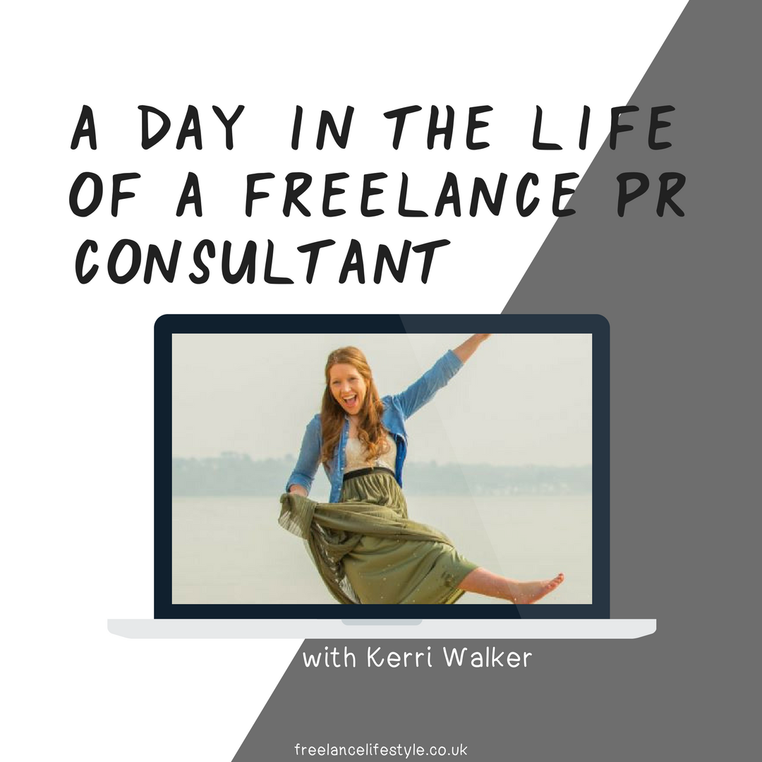 A Day In The Life Of A Freelance PR Consultant: Kerri Walker