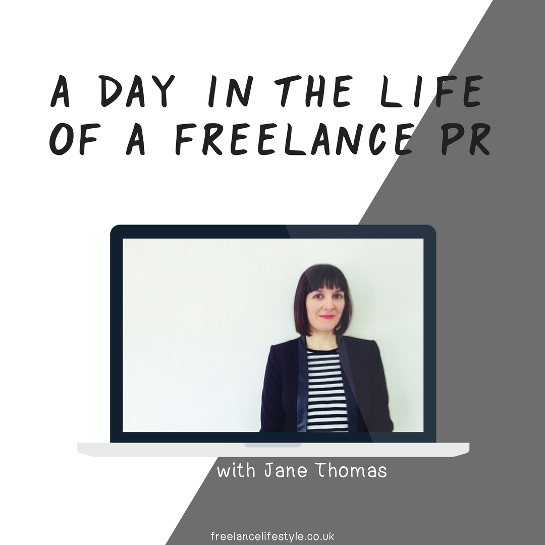 A Day In The Life Of A Freelance PR: Jane Thomas