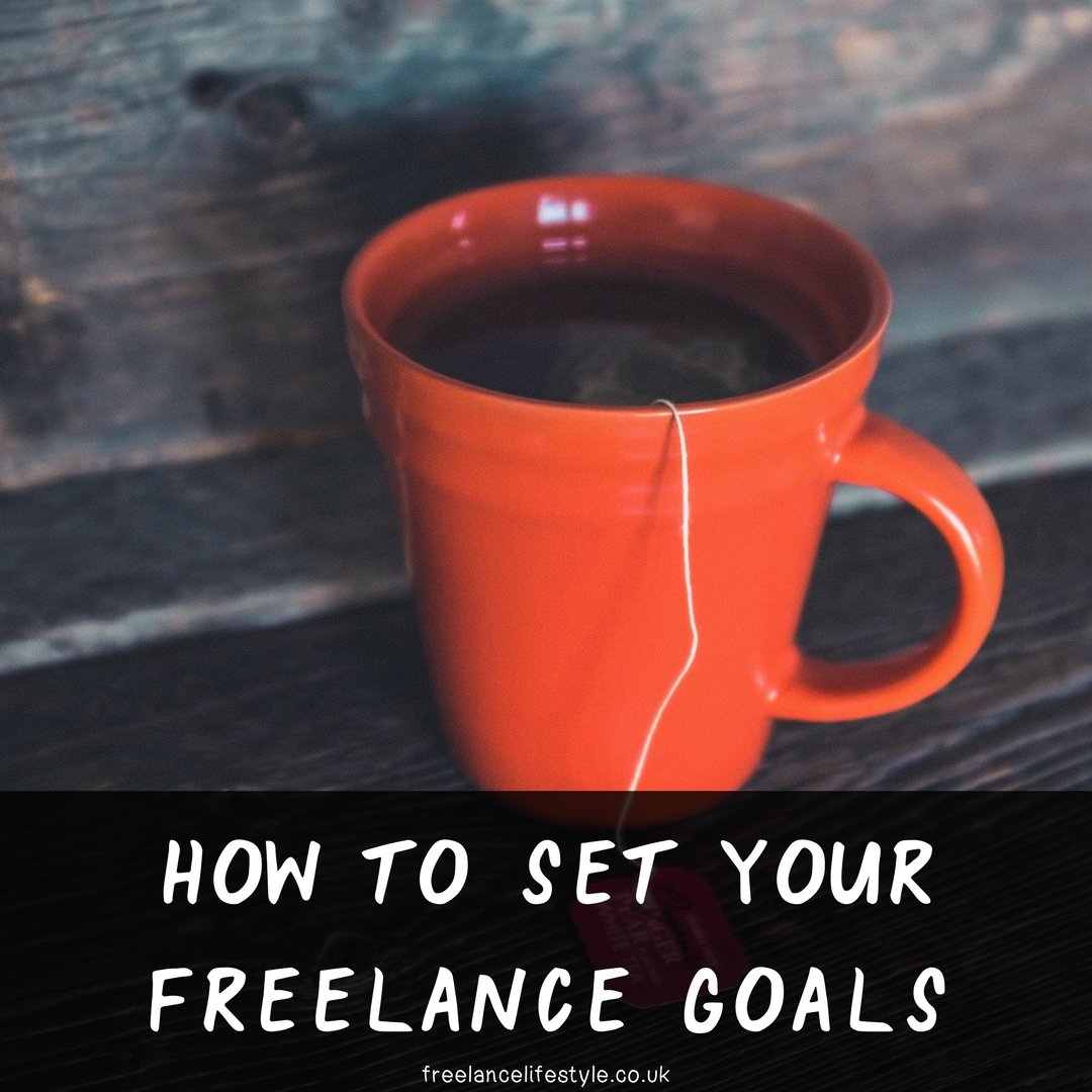 How to set your freelance goals for 2017