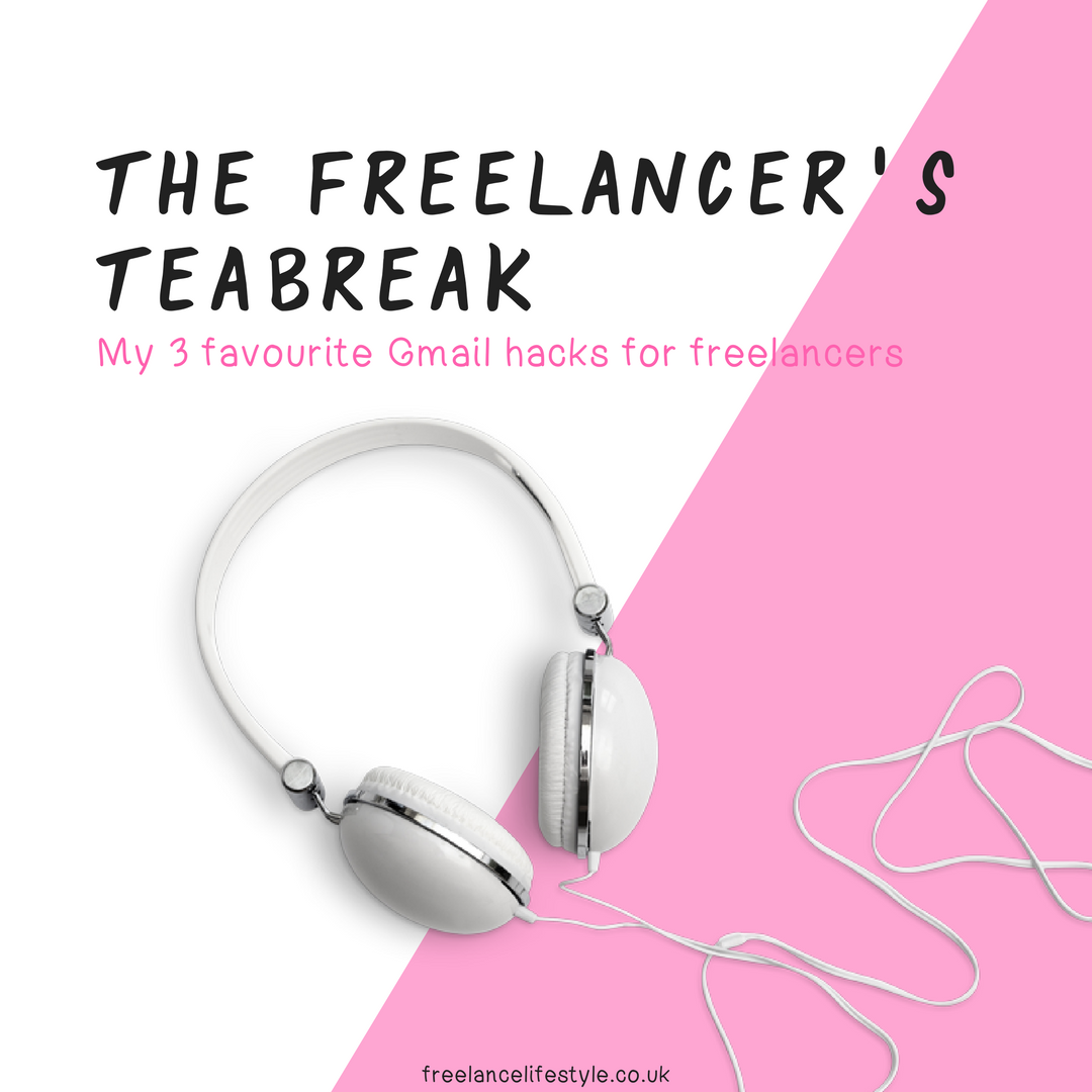 My three favourite Gmail hacks for freelancers