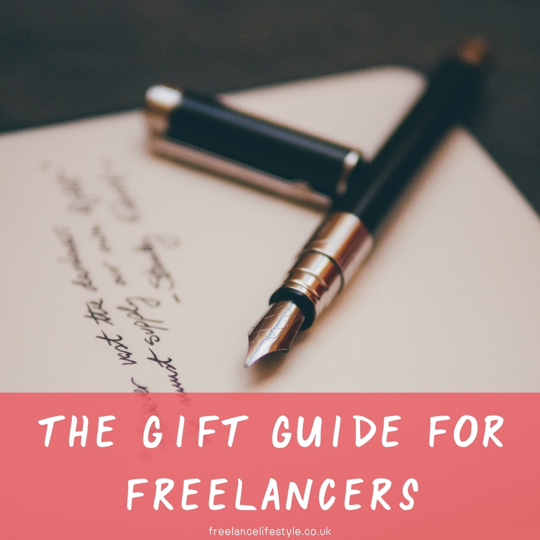 The 2016 Gift Guide For Freelancers