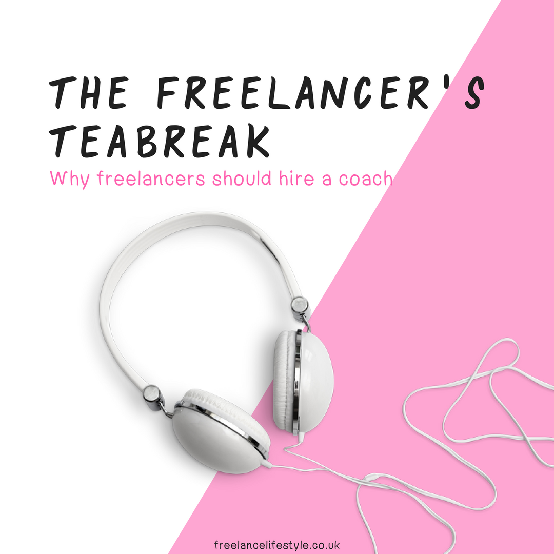 Podcast #25: Why Freelancers should hire a coach