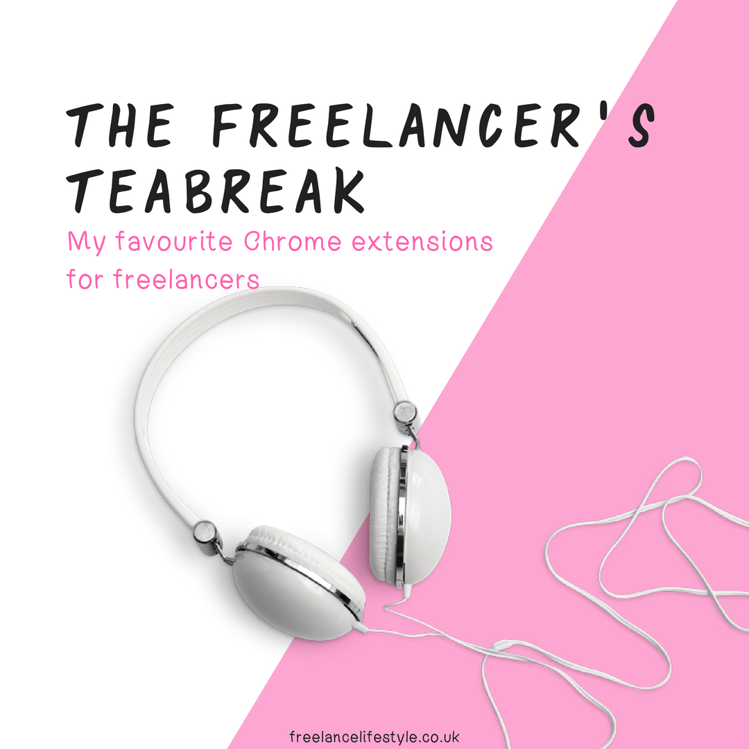 Podcast #23: My Favourite Chrome Extensions For Freelancers