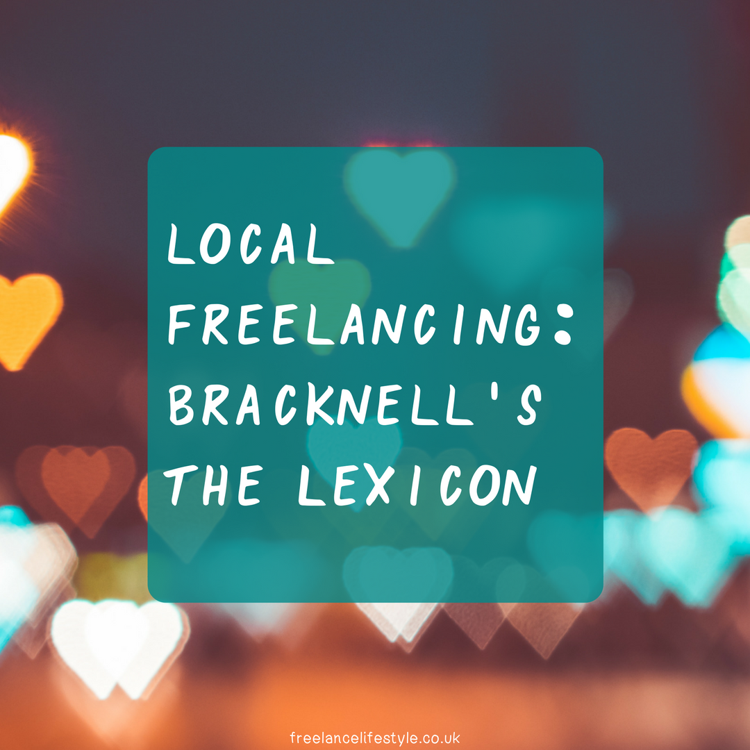 Freelance Life: The Opening Of The Lexicon in Bracknell