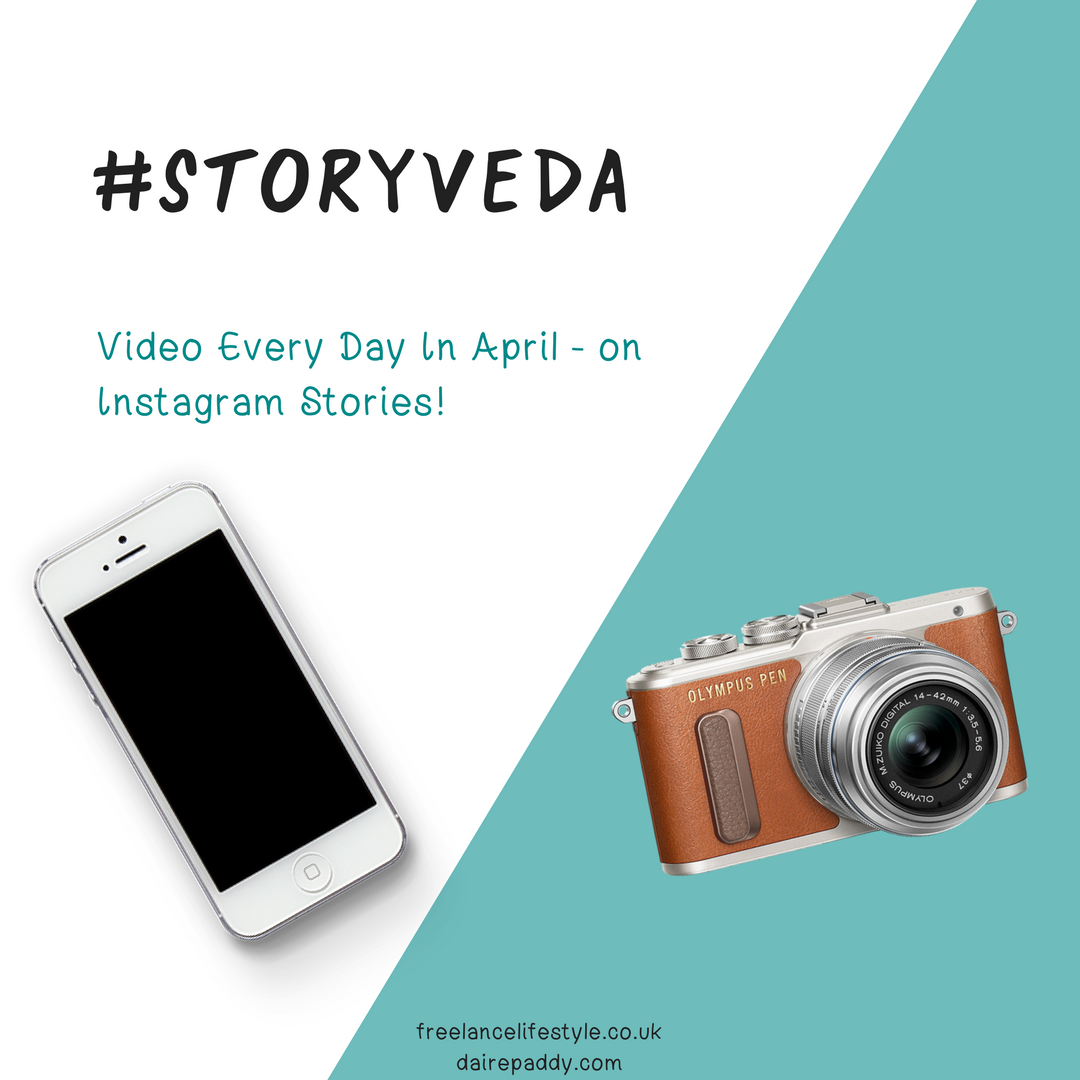 Join us for StoryVEDA