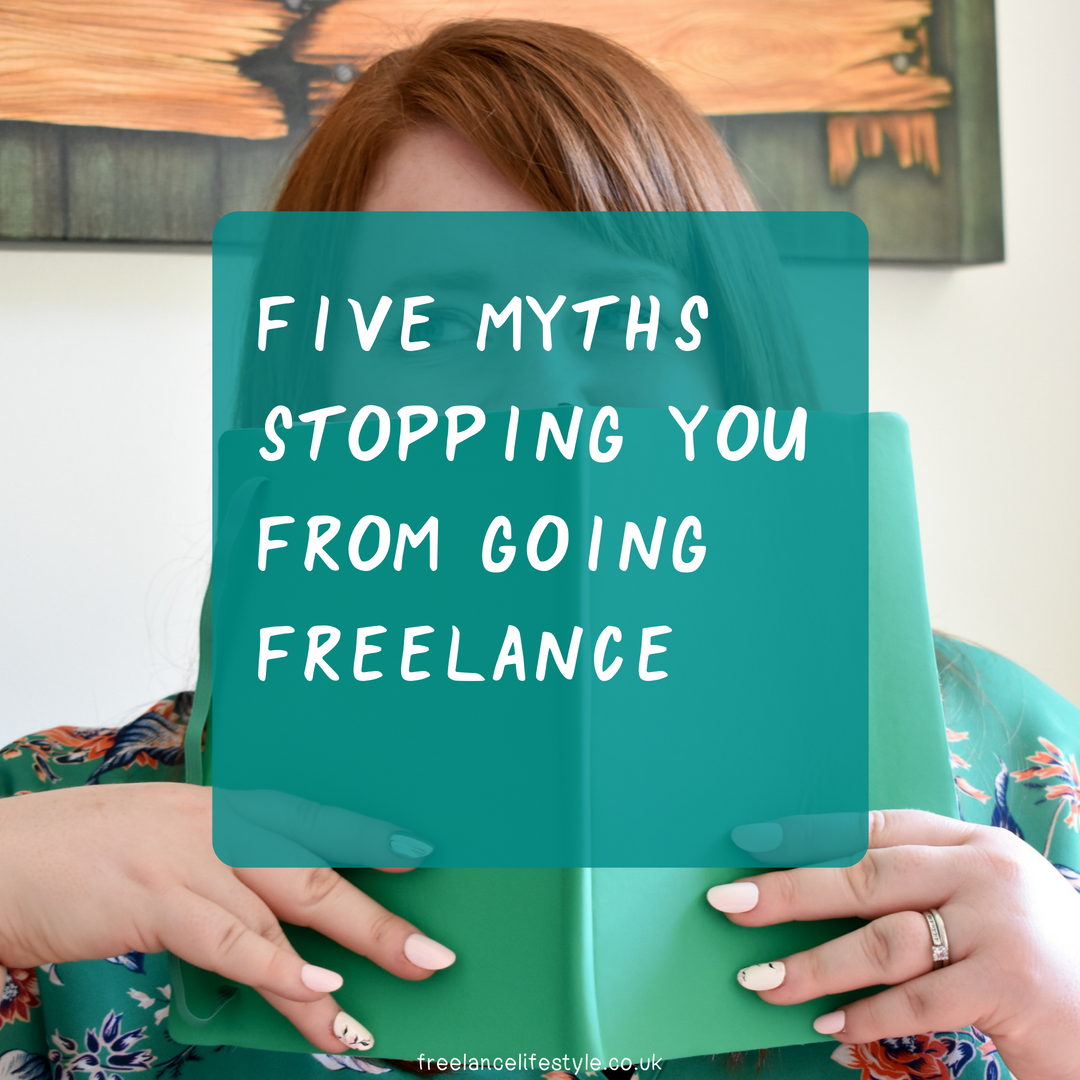 Five Myths Stopping You From Going freelance