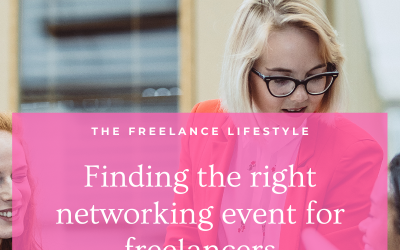 How to find the right networking event for you